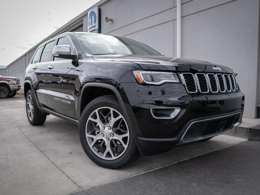 New 2019 Jeep Grand Cherokee Limited Sport Utility In Vernal 18j57 Towing Wire Harness Hook Up