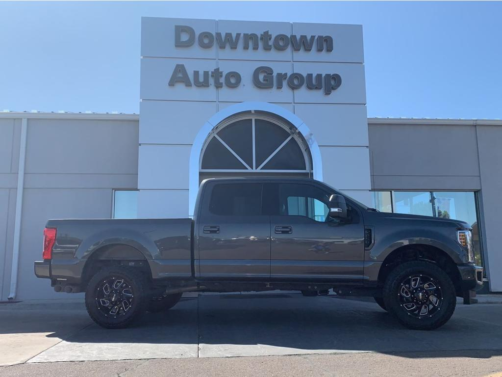 Pre-Owned 2018 Ford F-250 Super Duty