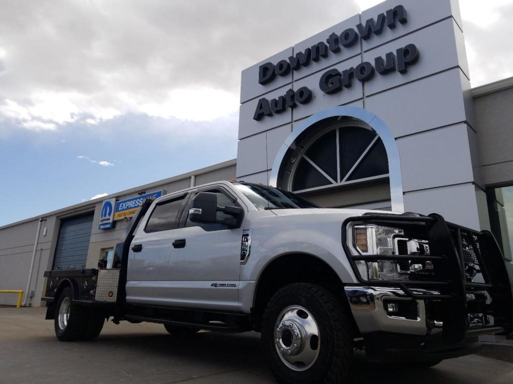 Pre-Owned 2019 Ford F-350 Super Duty XLT