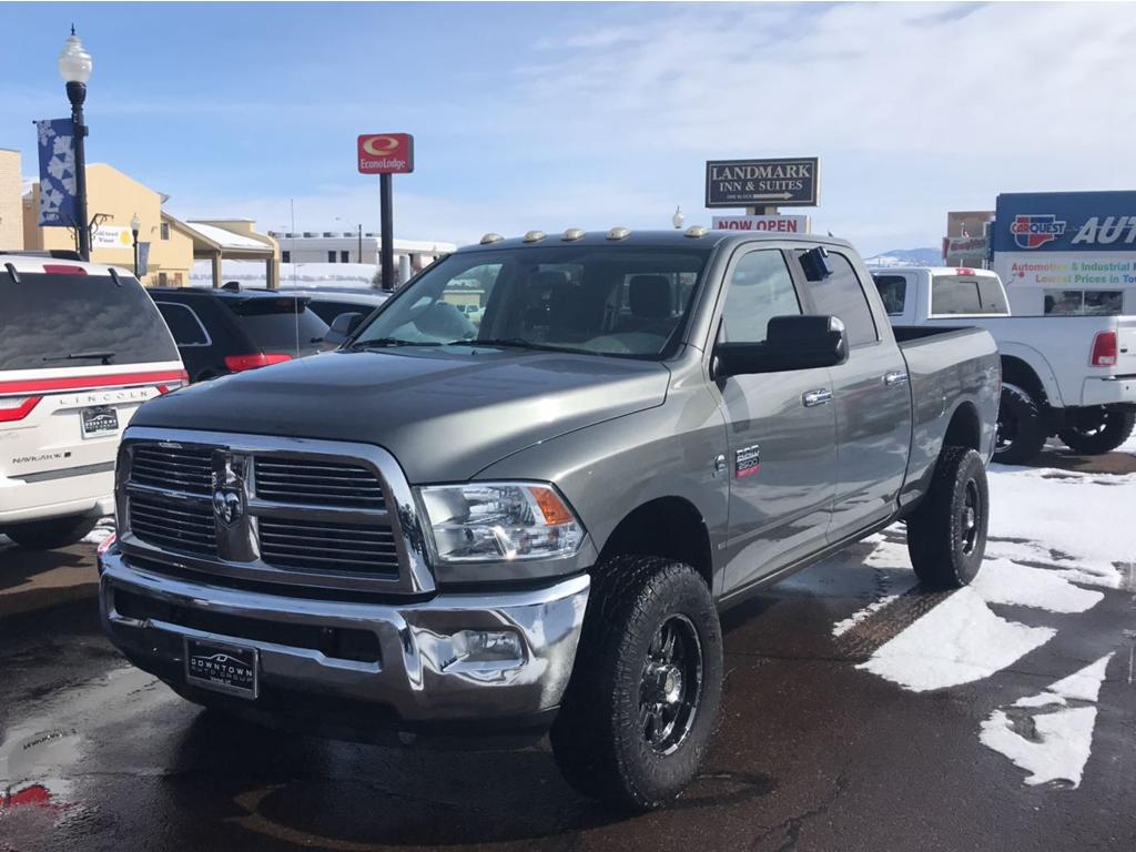Pre-Owned 2011 Dodge Ram Pickup 2500